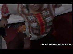 Full-grown Indian Blowjob = IndianHiddenCams.com