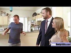 Sex Scene Statute Less Hot Heavy Juggs Wife clip-16