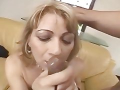 Pretty Mature Bazaar lasting Anal and Big Cumshot