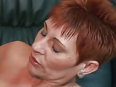 Mature Lesbians Sophie And Mary Pleasure Each Revision