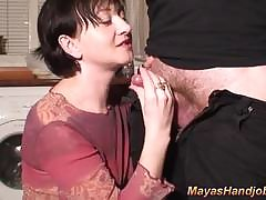 Carol Goldnerova Dildo Amusement