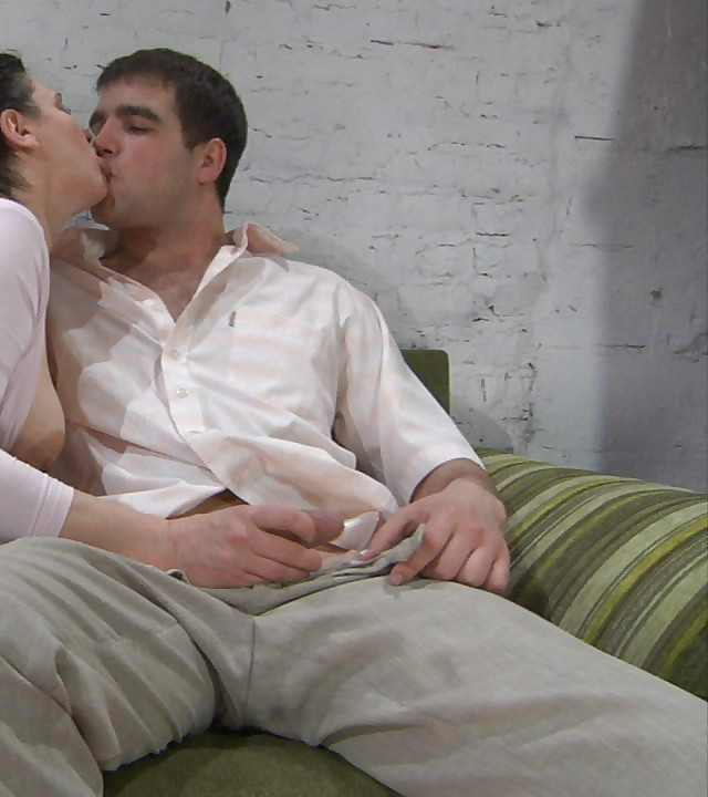 Elsa and Lucas awesome mature videotape