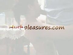 Mature Asian Wed Elephantine DEEPTHROAT BlowJob  HushPleasures.com