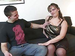 Adolescents fucks busty adult ma