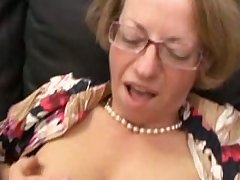 mature peppery shoes take assfuck fist anal pussy glasses troia
