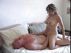 Chap-fallen mature latina Sasha Sky loves to fuck