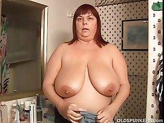 Juicy Josie is a spectacular grown up BBW roughly nice big tits