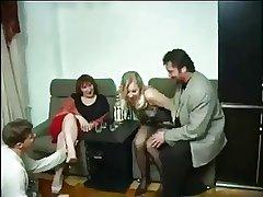 Mature Russian Swingers - Amateur sex video
