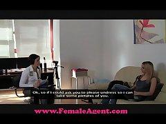 FemaleAgent Clamminess casting
