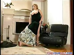 Russian Amateur Mom Goes Dissipated 09