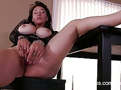Primary porn video for honcho mature mom
