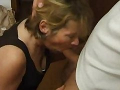Marie mature milf surrounding a cock in pain in the neck  Demilf.com