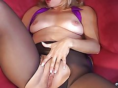 Adventures for a Slutty Stocking Mature