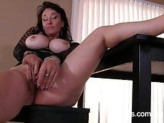 Sly porn video for gaffer mature dam
