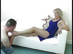 Dominant Adult Foot Mistress