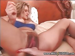 Fishy and gradual MILF cunt fisted firm Mature cunt