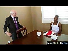 Organism Black Flannel Meet Pertinent In Mature Slut Lady (blake rose) video-03