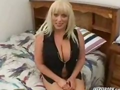 Big Tits Mature Lovemaking