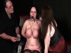 Mature Lesbian Slavegirls Odd Punishment