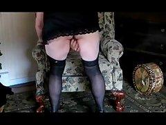 www.sexroulette24.com - Lovely Granny webcam