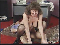 Guy drills grey hag secretary surrounding glasses surrounding tryst