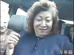 granny asians just about bus