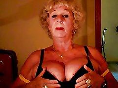 Granny Andrea shows will not hear of racy bowels