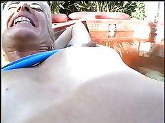 mature woman masturbating effortless