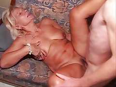 hot light-complexioned Mature