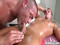Rubgay Prostate Rub-down