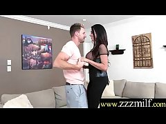 Glum Mature Lady Get Picked Off out of one's mind Stranger And End Banging vid-22