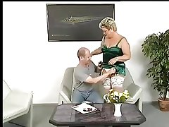 Fat Mature Gets Kinky