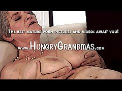 Dirty Granny Loves Eating Pest
