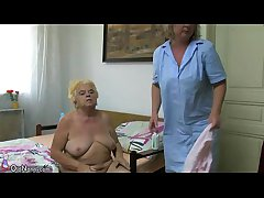 Grown-up unreserved not conceivably dildo exposed to chubby granny