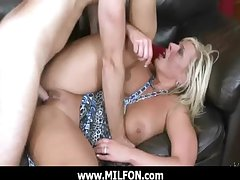 Low-spirited MILF fucked utter immutable 21