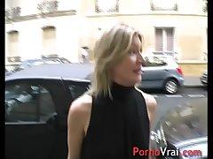 Bourgeoise impudique se fait baiser et enculer !!! French amateur