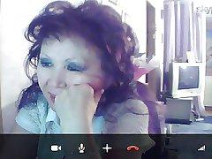 Russian Mature Lyuba webcam