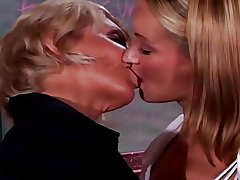 Old Mature & Young Teen Lesbian - New Tutor Diciplined