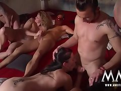 MMV FILMS Precocious Swinger Party