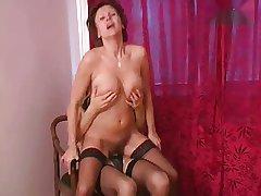 Powered Full-grown Sluts 14132 - Michelle (44) Trista (47)