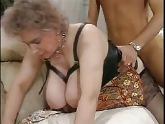 Upper case boobs XXX old mature