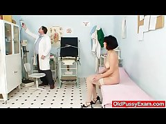 Wifey matured lousy speculum vag examination