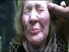 Milf Facial Compilation Video