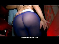 Gorgeous milf gets a hard make the beast with two backs 22