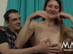MILF Serenity Knox gets yourselves wanting be beneficial to Marco P.