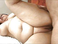 Fat Butt Latin Mature - 102