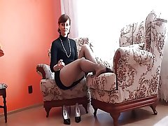 Mature JOI for the bustle