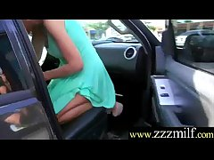 Superb Horny Milf Acquire Apple of someone's eye Up And Nailed On Cam clip-07
