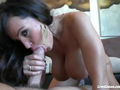 LiveGonzo Lisa Ann Pussy Fucked Grown up Knockout