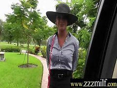 Hot Milf Nailed On Cam Anent Hard Coition Scene vid-15